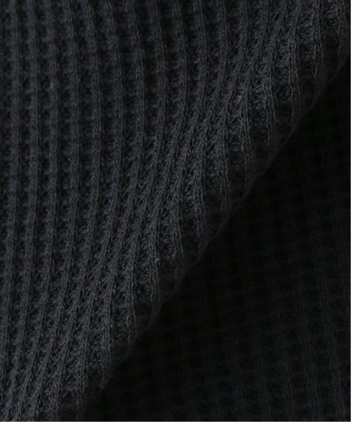 SLOBE IENA(スローブ イエナ)/ベーシックワッフルノースリーブTシャツ◆/19070912321020_img18