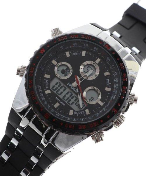 SP(エスピー)/【HPFS】アナデジ アナログ&デジタル腕時計 HPFS584 メンズ腕時計 デジアナ/WTHPFS584_img02