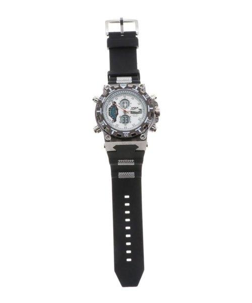 SP(エスピー)/【HPFS】アナデジ アナログ&デジタル腕時計 HPFS628 メンズ腕時計 デジアナ/WTHPFS628_img01