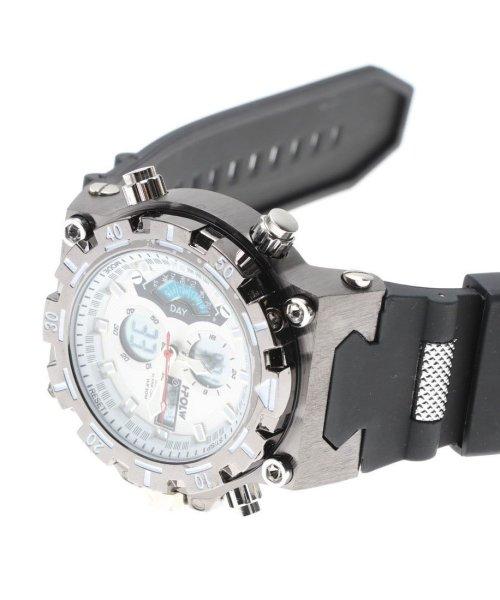 SP(エスピー)/【HPFS】アナデジ アナログ&デジタル腕時計 HPFS628 メンズ腕時計 デジアナ/WTHPFS628_img03