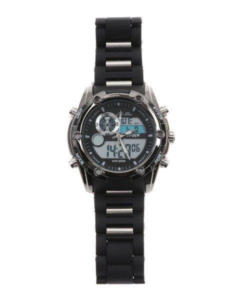 SP(エスピー)/【HPFS】アナデジ アナログ&デジタル腕時計 HPFS618A メンズ腕時計 デジアナ/WTHPFS618A_img01