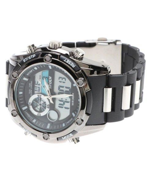 SP(エスピー)/【HPFS】アナデジ アナログ&デジタル腕時計 HPFS618A メンズ腕時計 デジアナ/WTHPFS618A_img03