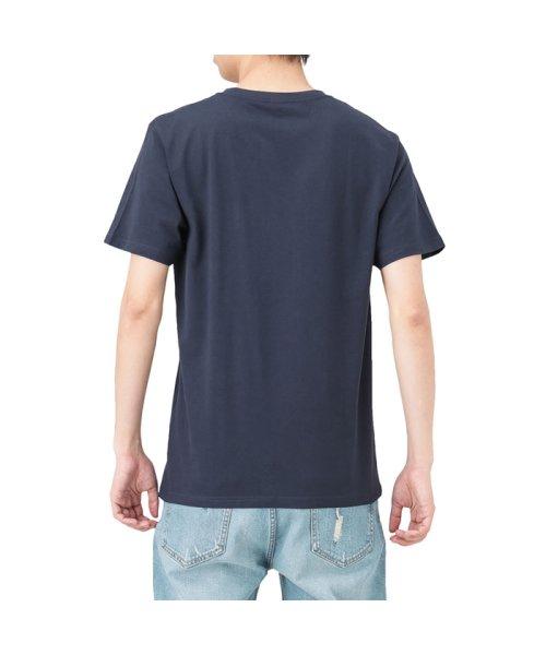 MAC HOUSE(men)(マックハウス(メンズ))/Navy オーガニックコットン クルーネックTシャツ MH/03489SS/01222005924_img03