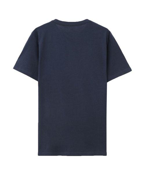 MAC HOUSE(men)(マックハウス(メンズ))/Navy オーガニックコットン クルーネックTシャツ MH/03489SS/01222005924_img12