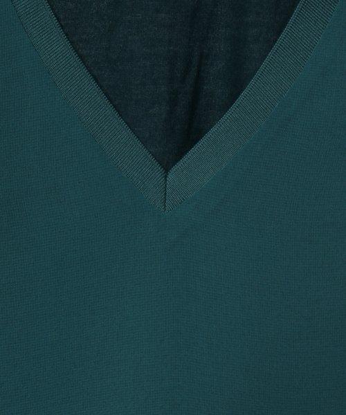 SCOTCLUB(スコットクラブ)/GRANDTABLE(グランターブル) シアーレイヤードブラウス/021326183_img14