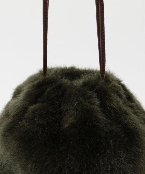 FREDY REPIT(フレディレピ)/【BAGMATI/バグマティ】ファーラタン底巾着バッグ/9-0518-5-32-105_img05