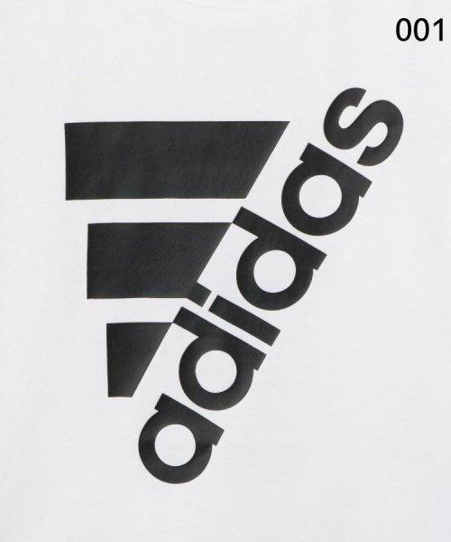 HusHush(Kids)(ハッシュアッシュ(キッズ))/【110-160cm】adidas ラバーロゴTシャツ(一部店舗・WEB限定)/99990951211011_img09