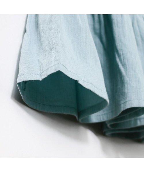 branshes(ブランシェス)/楊柳ティアードサンドレス(90~150cm)/129238188_img04