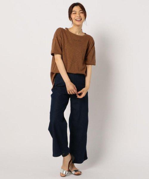 FREDY REPIT(フレディレピ)/[新色追加]ヴィンテージスラブ裏毛 衿デザインTシャツ/9-0012-2-23-010_img16