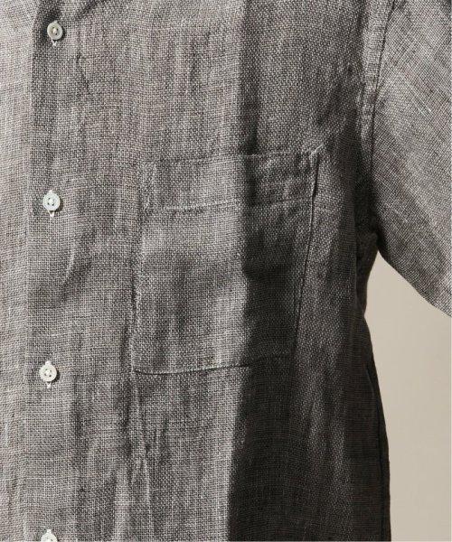 JOURNAL STANDARD relume Men's(ジャーナルスタンダード レリューム メンズ)/Linen Panama バンドカラーシャツ/19051464310010_img36