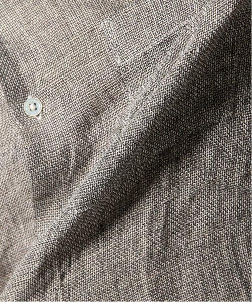 JOURNAL STANDARD relume Men's(ジャーナルスタンダード レリューム メンズ)/Linen Panama バンドカラーシャツ/19051464310010_img40