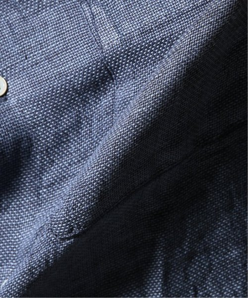 JOURNAL STANDARD relume Men's(ジャーナルスタンダード レリューム メンズ)/Linen Panama バンドカラーシャツ/19051464310010_img41