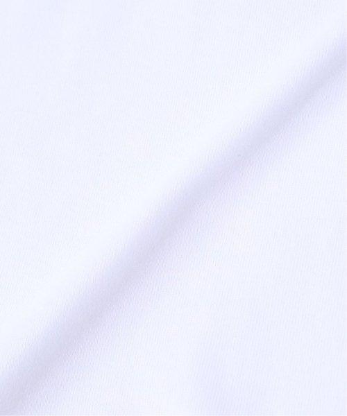 JOURNAL STANDARD(ジャーナルスタンダード)/クリアジャージークルーネックソデロールアッププルオーバー/19070400610030_img38