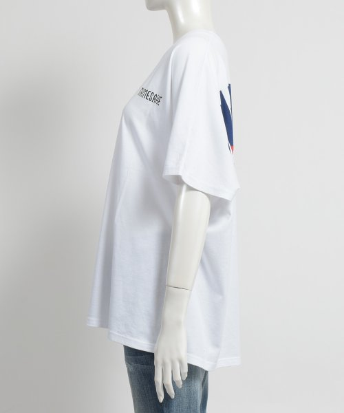 felt maglietta(フェルトマリエッタ)/オーバーサイズバックプリントTシャツ/am219_img07