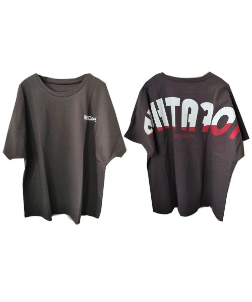 felt maglietta(フェルトマリエッタ)/オーバーサイズバックプリントTシャツ/am219_img12