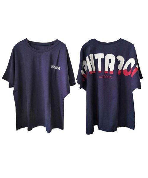 felt maglietta(フェルトマリエッタ)/オーバーサイズバックプリントTシャツ/am219_img14