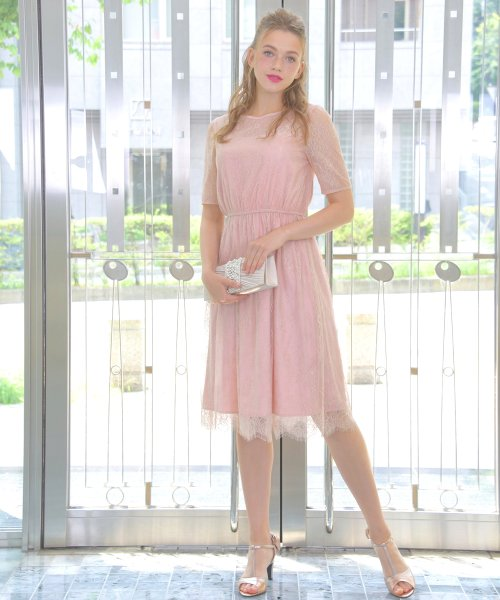 Dear Princess(ディアプリンセス)/【WEB限定】総レース ワンピース/3099225_img02