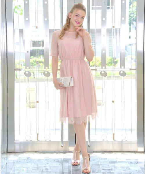 Dear Princess(ディアプリンセス)/【WEB限定】総レース ワンピース/3099225_img05
