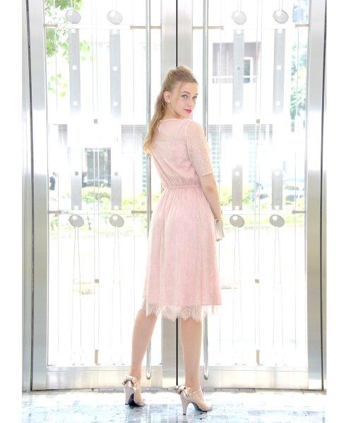 Dear Princess(ディアプリンセス)/【WEB限定】総レース ワンピース/3099225_img13