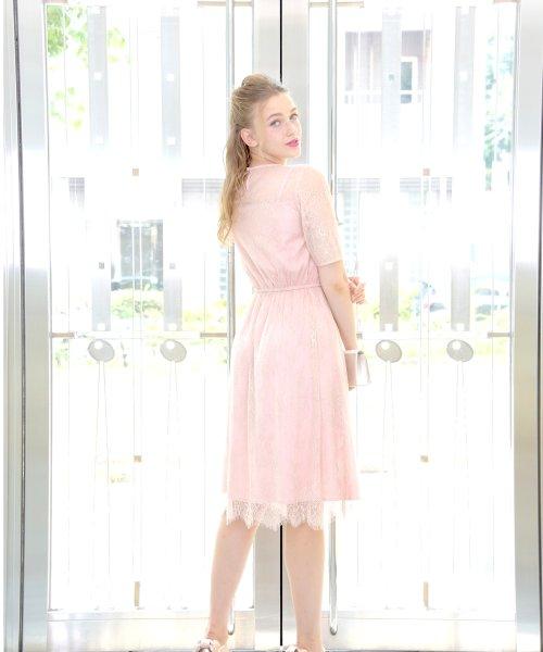 Dear Princess(ディアプリンセス)/【WEB限定】総レース ワンピース/3099225_img14