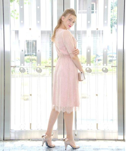 Dear Princess(ディアプリンセス)/【WEB限定】総レース ワンピース/3099225_img15