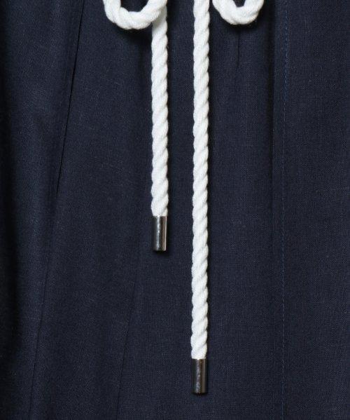 SCOTCLUB(スコットクラブ)/GRANDTABLE(グランターブル) ロープベルトワイドパンツ/022226349_img09