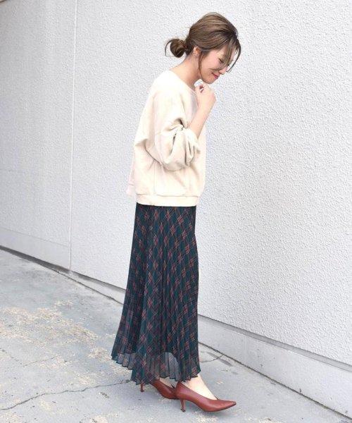 Khaju(カージュ)/《予約》Khaju:プリントプリーツスカート/323240207_img10