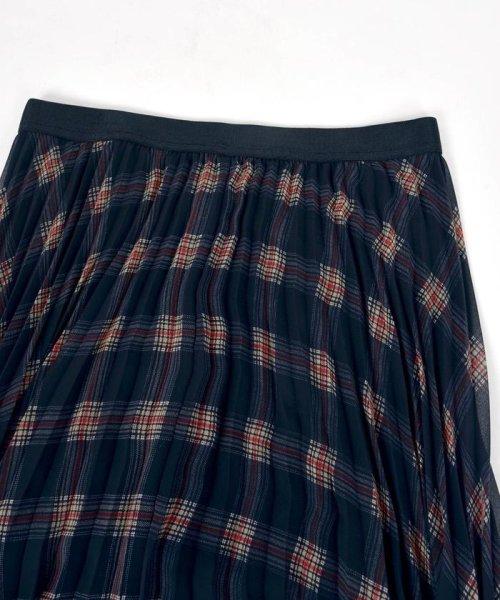 Khaju(カージュ)/《予約》Khaju:プリントプリーツスカート/323240207_img32