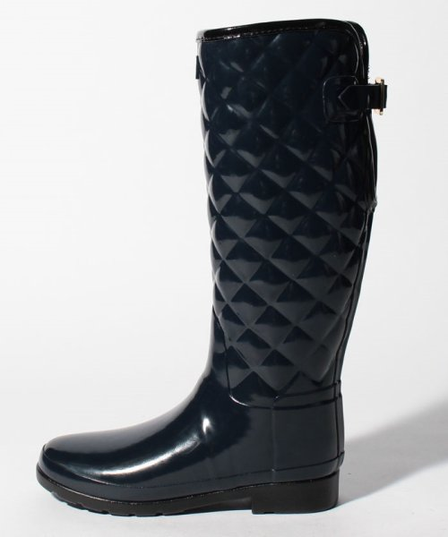 HUNTER(ハンター)/【訳あり】【国内正規品】REFINED GLOSS QUILT TALL/WFT1031RGLB_img07