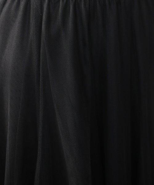 Bou Jeloud(ブージュルード)/★綺麗なフレアシルエット◆チュールレーススカート/691507_img15