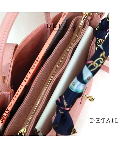 ninon(ニノン)/【3way】スカーフ付き台形ハンドバッグ/G31720416_img05