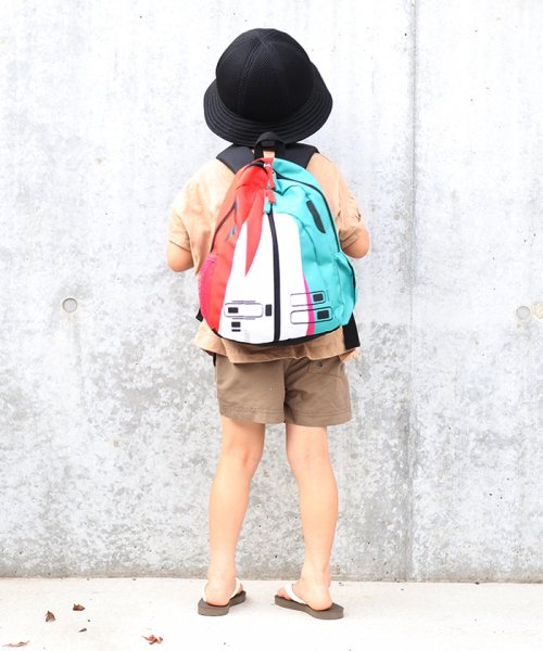 MAGASEEK KIDS PARK(マガシーク キッズ パーク)/【JR東日本商品化許諾済】はやぶさ×こまち連結 新幹線リュック(MAGASEEK/d fashionオリジナル)/MGK19001_img12