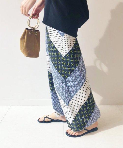 IENA(イエナ)/マルチパターンバイヤススカート◆/19060900426020_img34