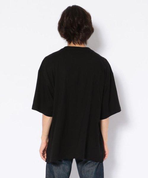 LHP(エルエイチピー)/GUESS/ゲス/別注リフレクターBIG TEE(ティーシャツ)/435119101-60_img02