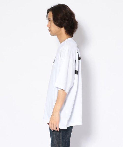 LHP(エルエイチピー)/GUESS/ゲス/別注刺繍BIG TEE(ティーシャツ)/435119102-60_img01