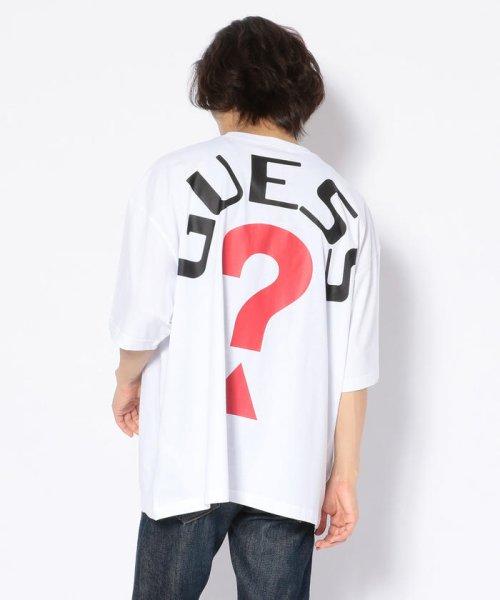 LHP(エルエイチピー)/GUESS/ゲス/別注刺繍BIG TEE(ティーシャツ)/435119102-60_img02