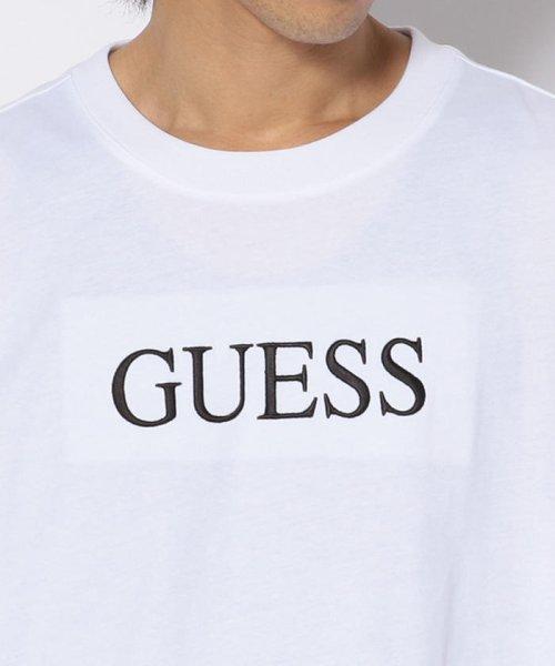 LHP(エルエイチピー)/GUESS/ゲス/別注刺繍BIG TEE(ティーシャツ)/435119102-60_img03