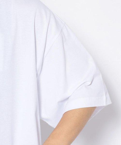 LHP(エルエイチピー)/GUESS/ゲス/別注刺繍BIG TEE(ティーシャツ)/435119102-60_img06