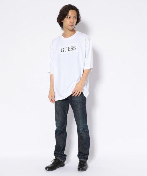 LHP(エルエイチピー)/GUESS/ゲス/別注刺繍BIG TEE(ティーシャツ)/435119102-60_img08