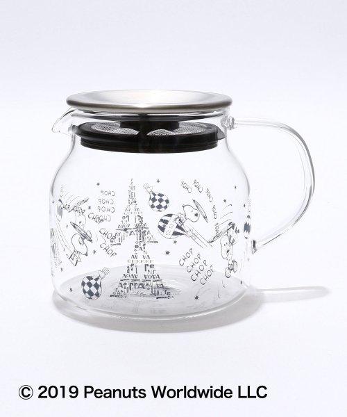 Afternoon Tea LIVING(アフタヌーンティー・リビング)/PEANUTS/茶漉し付き耐熱ポット/GD7819306450_img02