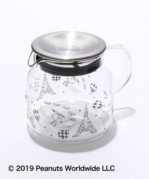 Afternoon Tea LIVING(アフタヌーンティー・リビング)/PEANUTS/茶漉し付き耐熱ポット/GD7819306450_img03