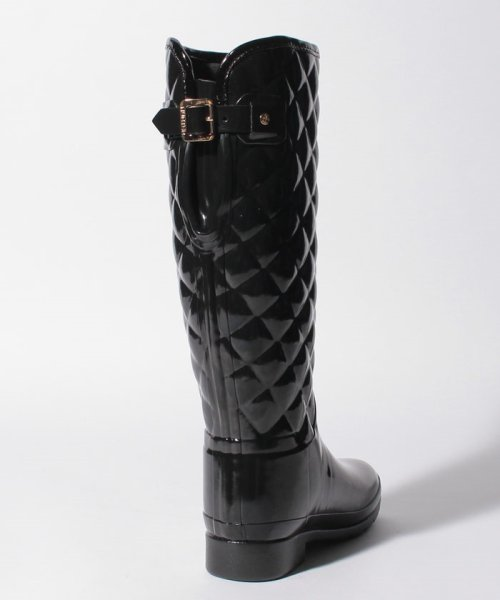 HUNTER(ハンター)/【訳あり】【国内正規品】REFINED GLOSS QUILT TALL/WFT1031RGLB_img03
