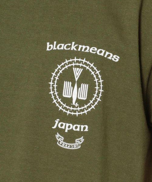 LHP(エルエイチピー)/BLACKMEANS/ブラックミーンズ/SPECIAL TEE/94219302-60_img06