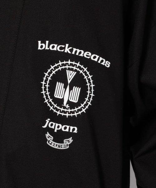 LHP(エルエイチピー)/BLACKMEANS/ブラックミーンズ/法被/94219303-60_img05