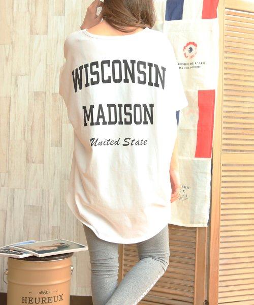 felt maglietta(フェルトマリエッタ)/トレンドオーバーサイズが可愛いフェストップスロンT/am117_img18
