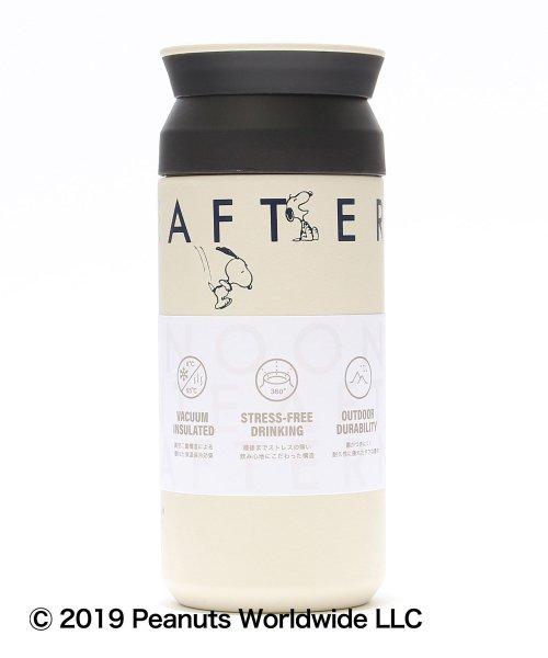 Afternoon Tea LIVING(アフタヌーンティー・リビング)/【WEB限定】PEANUTS/KINTO/トラベルタンブラー/GD7919205599_img01