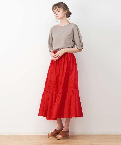 collex(collex)/刺繍スカート/60390612000_img04