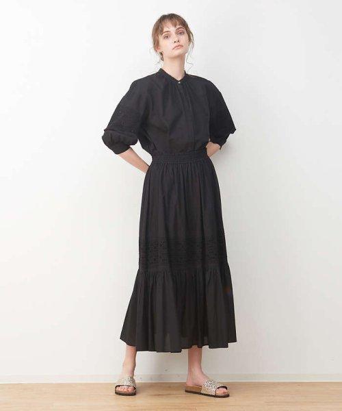 collex(collex)/刺繍スカート/60390612000_img12