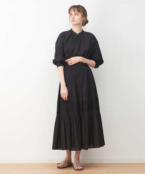 collex(collex)/刺繍スカート/60390612000_img13