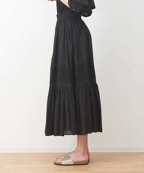 collex(collex)/刺繍スカート/60390612000_img15